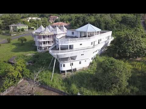 Ship House in Stewart Town, St Mary, Jamaica