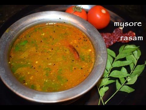 Mysore Rasam Recipe / ಬೇಳೆ ತಿಳಿಸಾರು / Hotel Style Rasam / Rasam using instant rasam powder