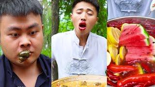 틱톡 이끼 ♪ 생활과 산 요리 • 틱톡 중화 요리 | …