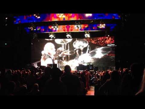Fleetwood Mac, Mick Fleetwood - Drums, Melbourne 2 Nov 2015