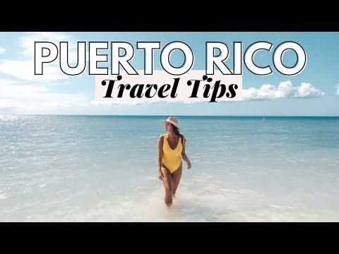 Puerto Rico Travel Tips: Everything you Need to Know- Dana Berez