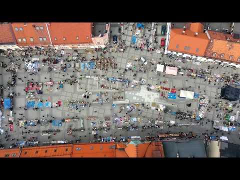 Rynek w Mikołowie - timelapse