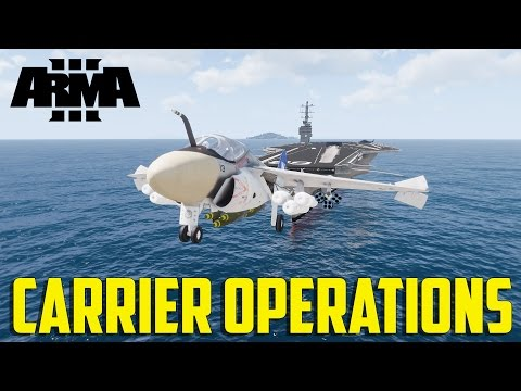 ARMA 3 Carrier Operations