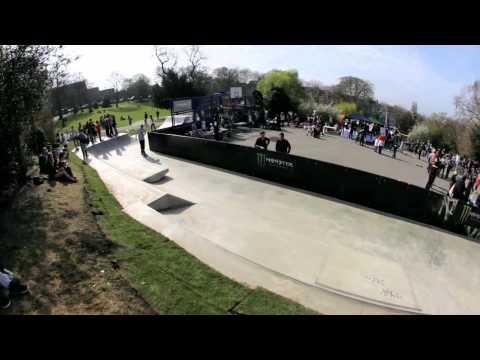 Telegraph Hill Skatepark Opening Day