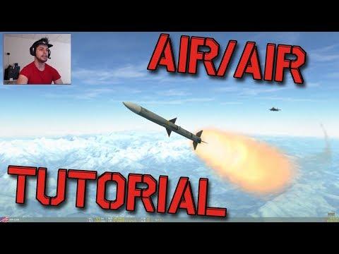 DCS: F-15C FC3 -  Armamento A/A Aim-120 , Aim-7 y Aim-9 - #8 Tutorial - English subtitles
