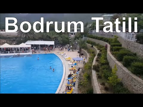 Bodrum'da Nerelere gidilir ve Neler yapılır ? Bodrum Tanıtım Vlogu