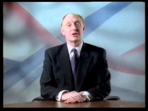 2 April 1992 BBC1 - Labour Party Election Broadcast, Election trail & Porridge
