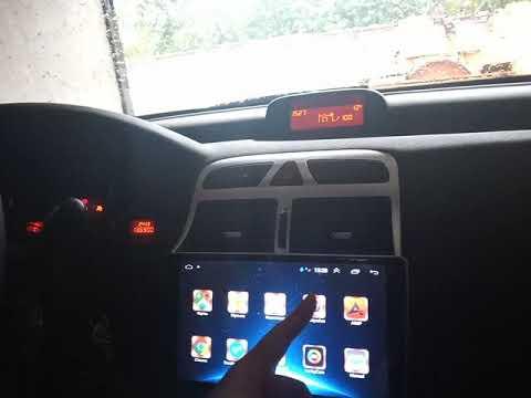 8227l управление бортовым компьютером Peugeot 307