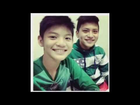 Gimme 5's Birthday greeting for Joaquin