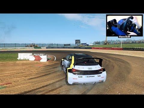 Audi S1 Rallycross (DiRT RALLY 2.0)
