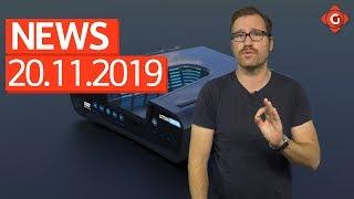 Playstation 5: Release-Termin geleakt? The Game Awards: Nominierungen stehen fest! | GW-NEWS / Видео