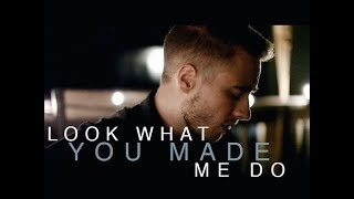Download Lagu Taylor Swift - Look What You Made Me Do (Acoustic Cover) Mp3