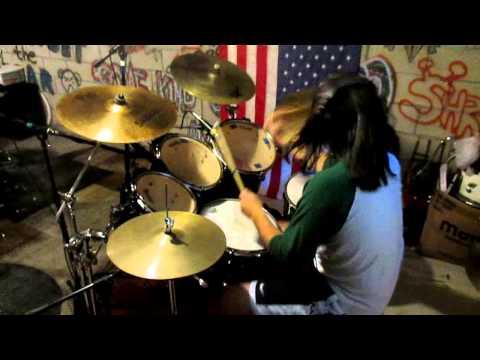 Glen Monturi - Crystal Skull (Mastodon Drum Cover)
