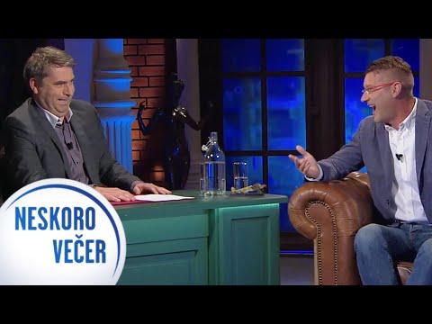 Andy Kraus a Peter Marcin v Neskoro Večer 1.časť , 2015