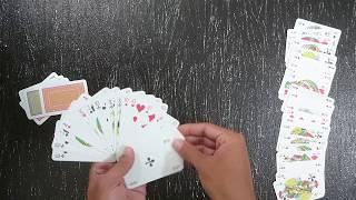 Hoşkin Nasıl Oynanır ? | İskambil Numaraları