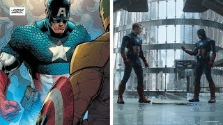 Marvel Studios' Avengers: Endgame - Comic Book Easter Eggs!