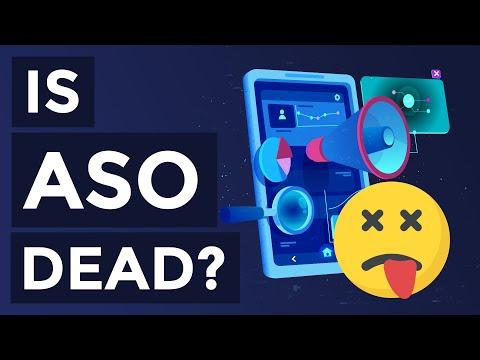 Is App Store Optimization (ASO) Dead?