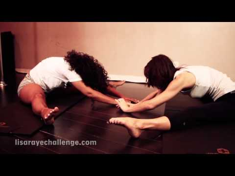 LisaRaye Challenge: Pole Dancing Episode 2