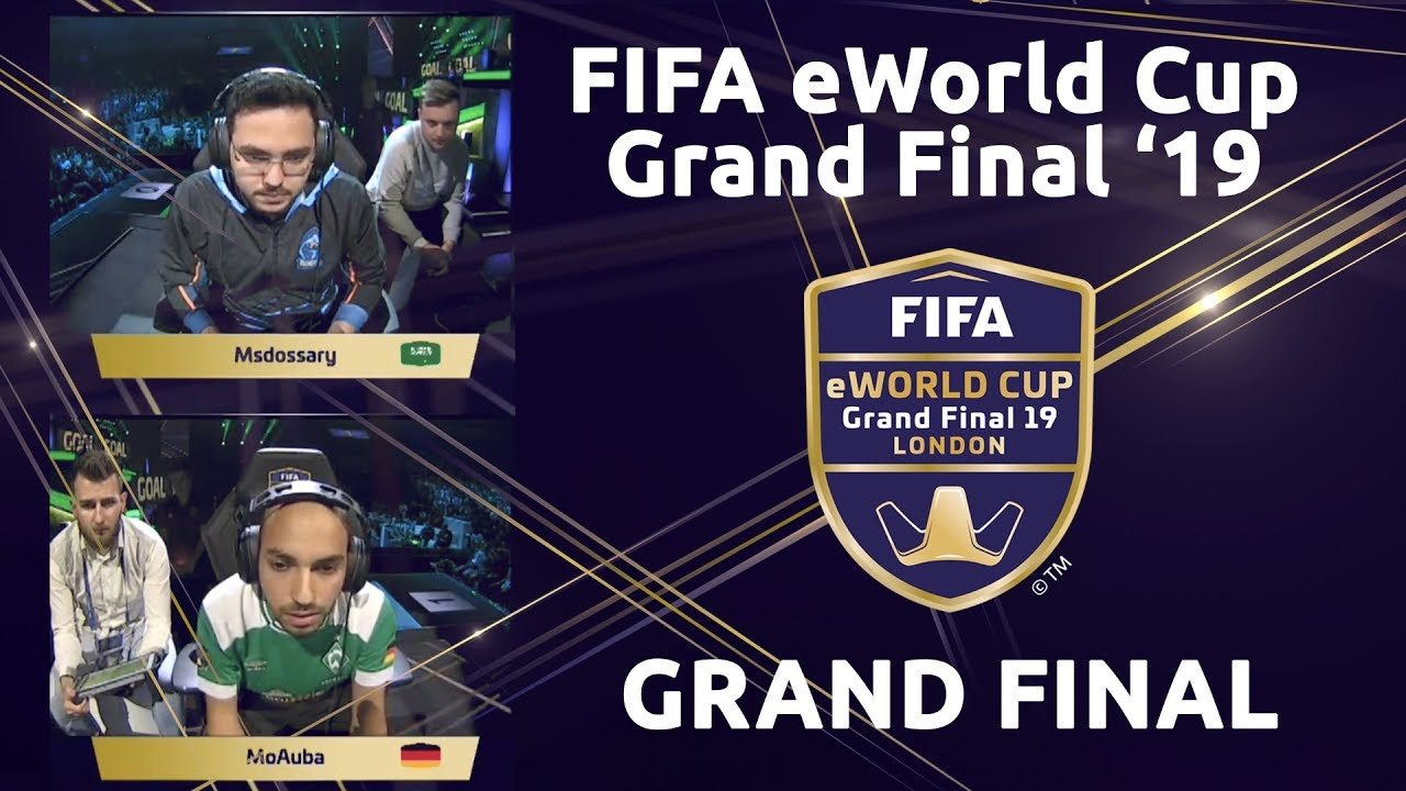 FIFA eWorld Cup Grand Final 2019 | Highlights | Msdossary vs MoAuba ????