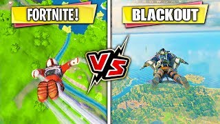 Top 10 Reasons Why Fortnite IS BETTER THAN BLACKOUT! (Fortnite vs Blackout Comparison)