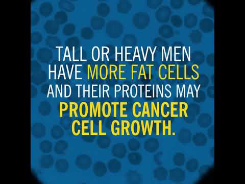 Taller Individuals Have And The Higher Chances of Cancer, Study Suggests