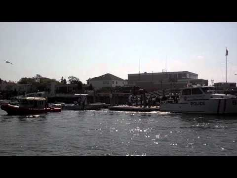 Rescue of 6 at Atlantic Beach reef boat Capsizing.mp4