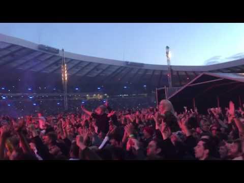 Stone Roses - I am the Resurrection - Hampden Park 24/6/2017