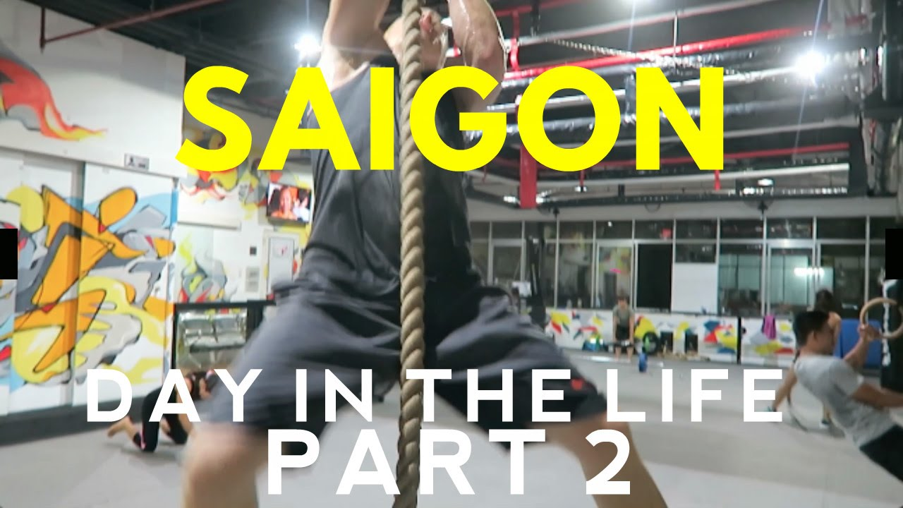 A DAY IN THE LIFE: Digital Nomads in Saigon ?  (Part 2/2) (Ho Chi Minh City Vietnam Travel Vlog)