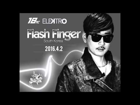 RELIVE : Flash Finger feat. Reverse Prime DJ Live @ 18TC, Taichung, Taiwan, 2nd, April, 2016