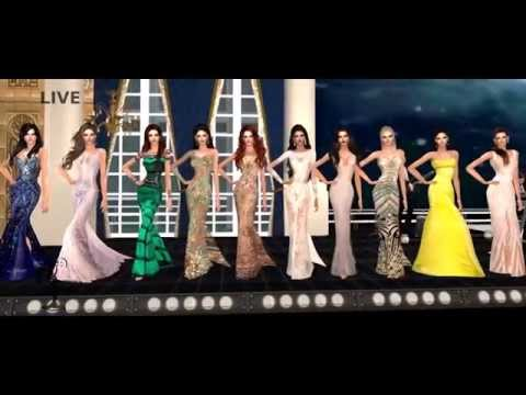 Miss Sim Universe 2014 - Evening Gown Competition