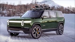 2020 Rivian R1s Suv   Interior, Exterior & Driving