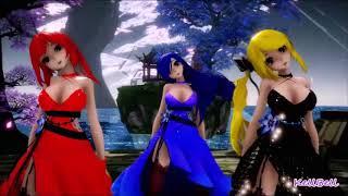 [MMD] Liar Dance (Fairy Tail) (Model Dl)