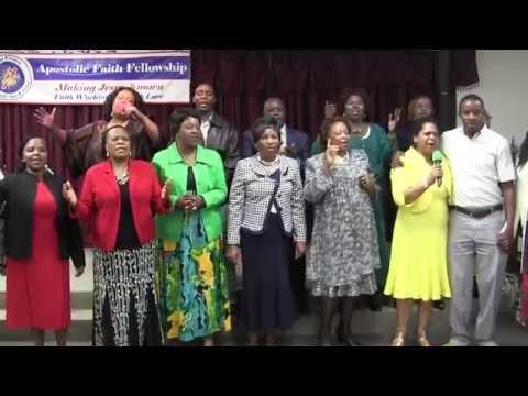 apostolic faith fellowship kwaya