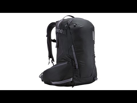 Snowsport Backpack - Thule Upslope 35L (instructions)