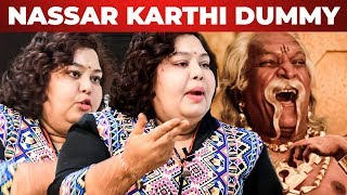 Harathi Ganesh Trolling Team Pandavar Ani
