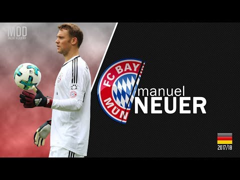 Manuel Neuer | Bayern Munich | Best Saves | 2017 - HD