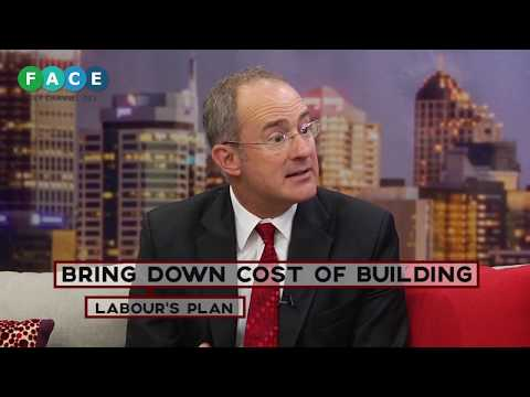 Phil Twyford MP on Don Ha Business Connect Face TV