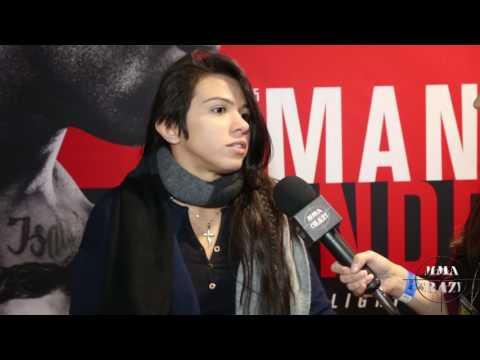 Claudia Gadelha talks Conor McGregor vs Floyd Mayweather, Joanna Jedrzejczyk, Karolina Kowalkiewicz,