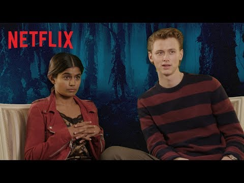 Stranger Things | Eight meets Even | Netflix