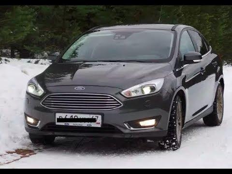 Замена стекла  Ford Focus 3 рестайлинг 4d USA, Active City Stop