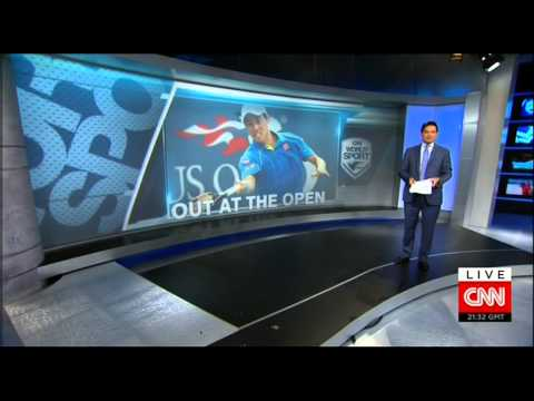CNN World Sport Opening