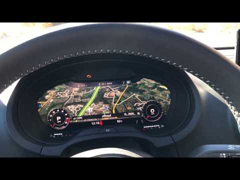 Audi Virtual Cockpit In-Depth Overview
