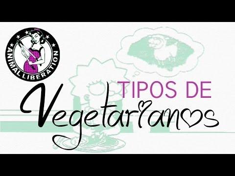 Tipos de Vegetarianos
