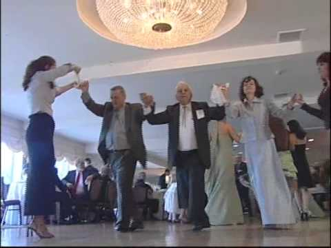 Dance At A Russian Wedding @ The Historical Thatched Cottage NYC Best Videography Videographer