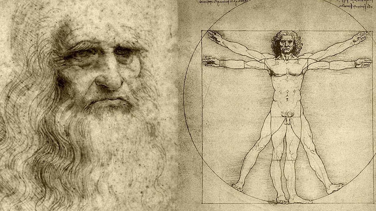 Leonardo Da Vinci Short Animation Biography English Youtube
