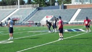 Villanova Football Practice August 5, 2011