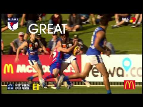 2015 WAFL Club Highlights: West Perth FC