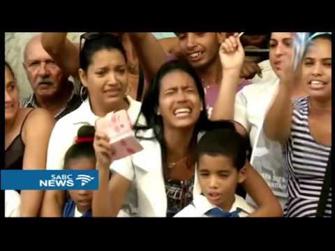 Cuba prepares to lay father of the Cuban Revolution, Fidel Castro
