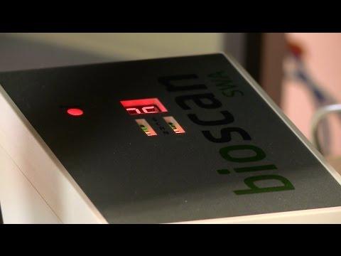 Messung Bioscan INKARB ENKI