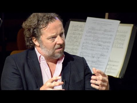 Christian Gerhaher in conversation with Albrecht Mayer